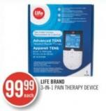 Life Brand 3-in-1 Pain Therapy Device