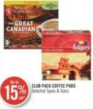 Club Pack Coffee PODS