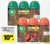 Air Wick Freshmatic Refills - 3x175 G/180 g Or Scented Oils - 3x20 mL