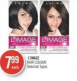 L'IMAGE HAIR COLOUR