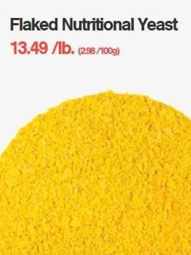 Flaked Nutritional Yeast