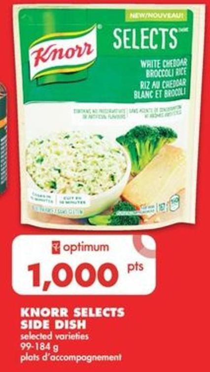 Knorr Selects Side Dish - 99-184 g