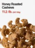 Honey Raosted Cashews