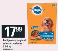 Pedigree Dry Dog Food