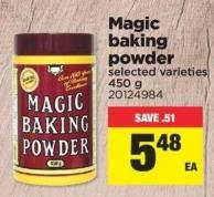Magic Baking Powder - 450 g