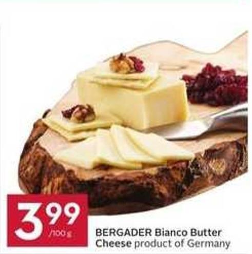 Bergader Bianco Butter Cheese