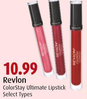 Revlon Colorstay Ultimate Lipstick