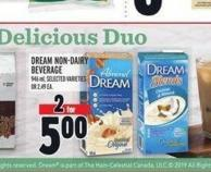 Elicious Duo Dream Non‑dairy Beverage