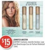 Jennifer Aniston Coffret