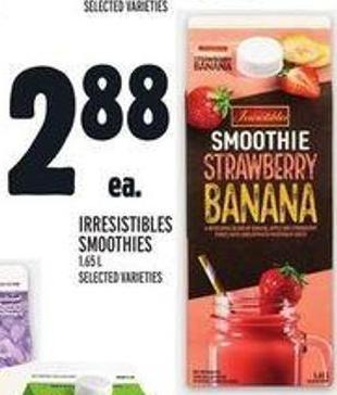 Irresistibles Smoothies