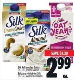 Silk Refrigerated Drinks 1.75 - 1.89 L -