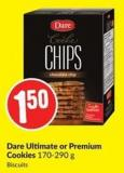 Dare Ultimate or Premium Cookies 170-290 g