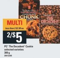 PC The Decadent Cookie - 300g