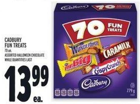 Cadbury Fun Treats