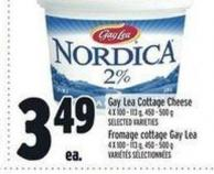 Gay Lea Cottage Cheese | Fromage Cottage Gay Lea