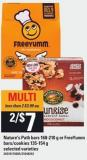 Nature's Path Bars - 168-210 G Or Freeyumm Bars/cookies - 135-154 G