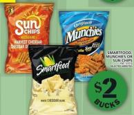 Smartfood - Munchies Or Sun Chips