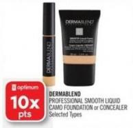 Dermablend Professional Smooth Liquid Camo Foundation or Concealer