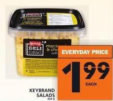 Keybrand Salads