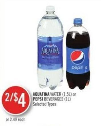 451f0c2b2a Coca-cola or Pepsi Soft Drinks on sale | Salewhale.ca