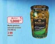 Maille Gherkins - 375/400 Ml