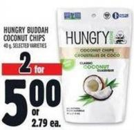 Hungry Buddah Coconut Chips 40 g