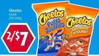 Cheetos Snack 230-310g