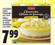 Irresistibles Lemon Cheesecake 600 g