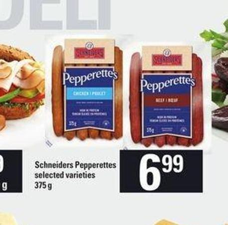 Schneiders Pepperettes - 375 g