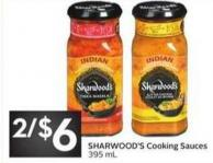 Sharwood's Cooking Sauces