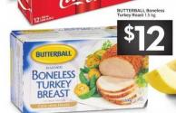Butterball Boneless Turkey Roast