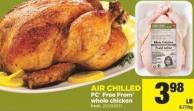 PC Free From Whole Chicken