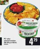PC Salsa - 300-454 g or 430 mL