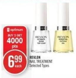 Revlon Nail Treatment