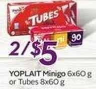 Yoplait Minigo