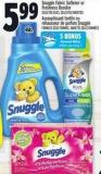Snuggle Fabric Softener Or Freshness Booster