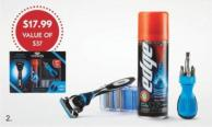 Schick Hydro 5 Sense Holiday Gift Pack