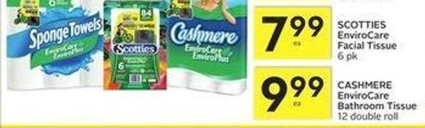 Cashmere Enviro Care Bathroom Tissue