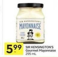Sir Kensington's Gourmet Mayonnaise