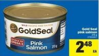 Gold Seal Pink Salmon