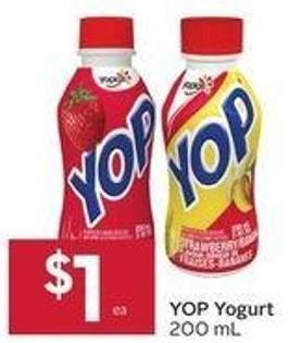 Yop Yogurt 200 mL