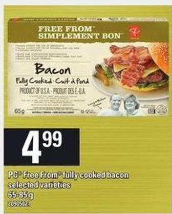 PC Free From Breakfast Or Dinner Sausage - 375/500 g