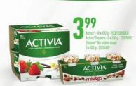 Activa - 8 X 100 G - Activa Toppers - 3 X 150 G Or Danone No Added Sugar 8 X 100 G