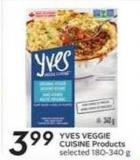 Yves Veggie Cuisine Products