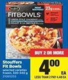 Stouffers Fit Bowls - 320-340 g