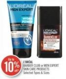 L'oréal Barber Club or Men Expert Skin Care Products