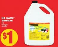 No Name Vinegar - 4 L