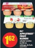 PC Appletreet Fruit Blends - 6x100 mL