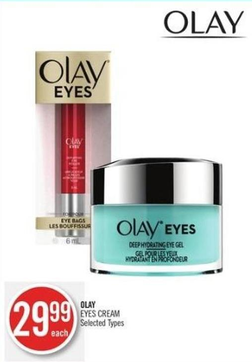 Olay Eyes Cream