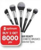 Quo Beauty Cosmetic Brushes